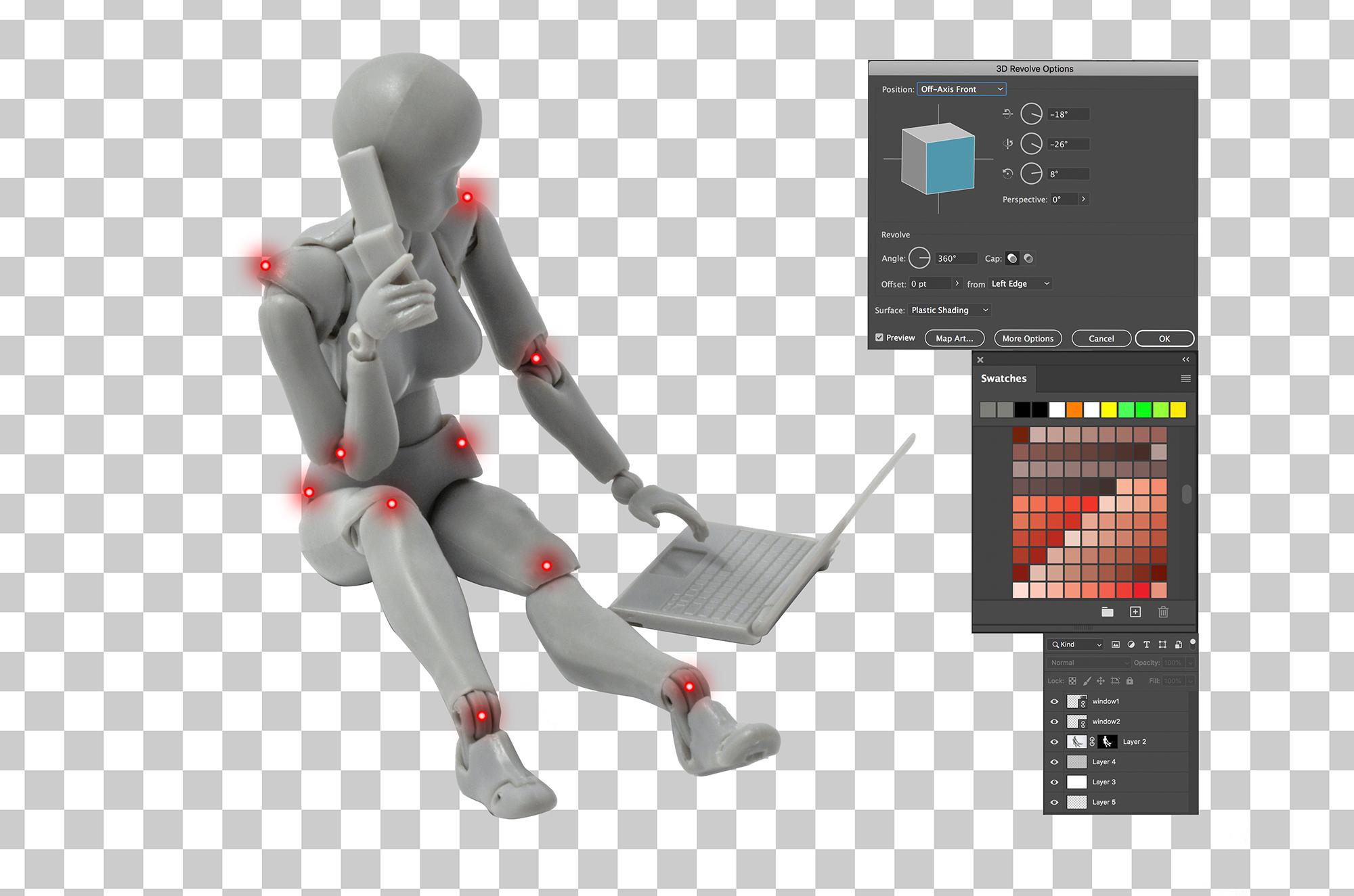 2D 3D アニメ