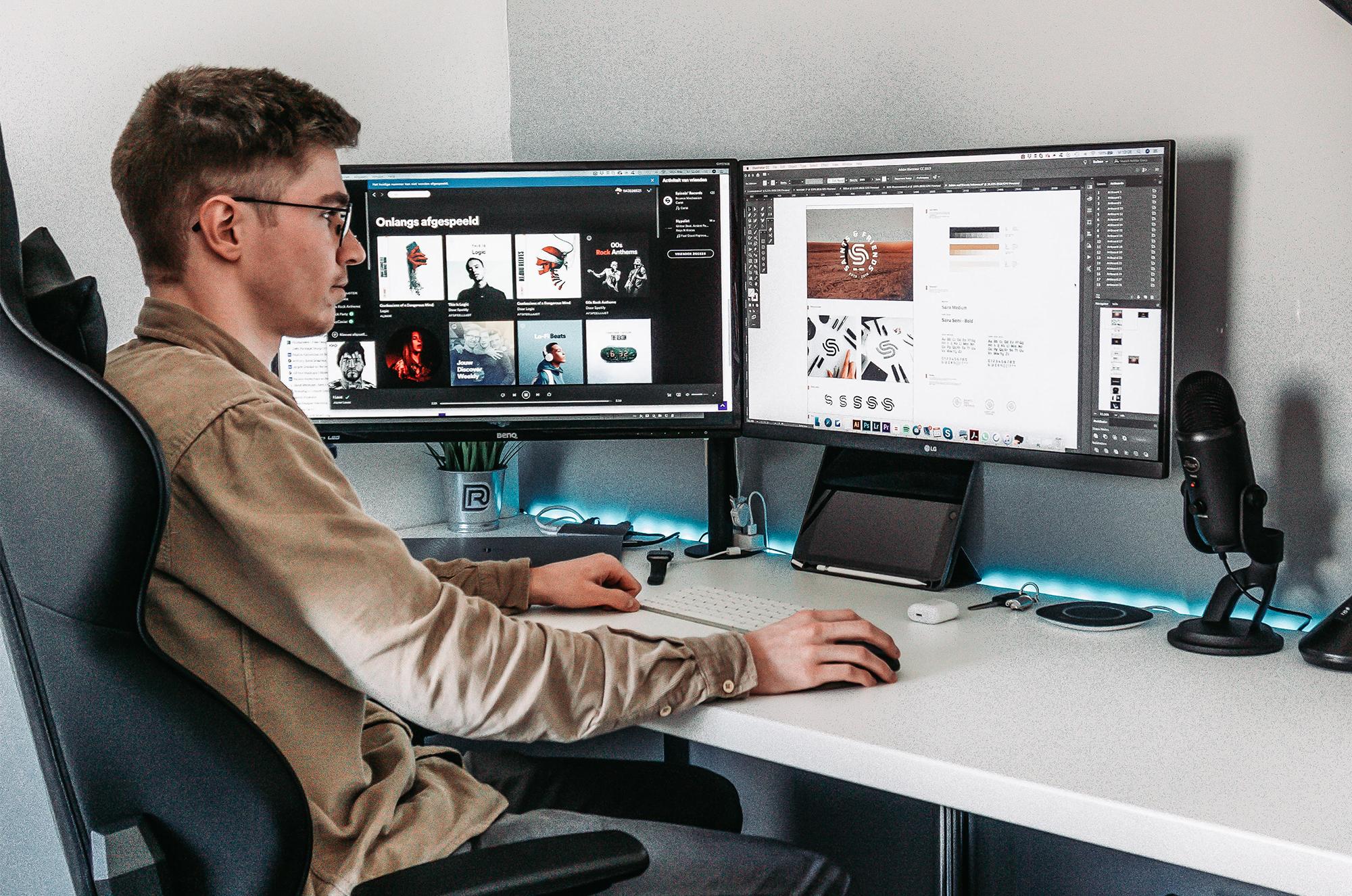 WEB UI/UX デザイン